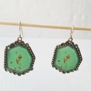 Silpada Botanical Earrings
